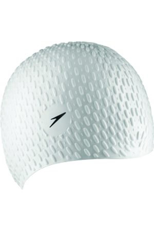Speedo Bubble cap whi
