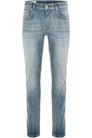 J Lindeberg Heren Straight - Jeans 'Jay Active