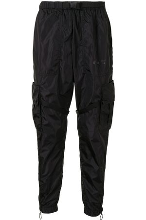 OFF-WHITE ARROW PARACHUTE CARGO PANT