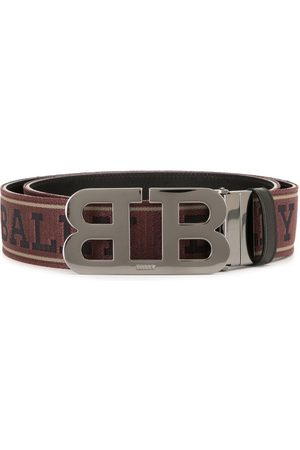 Bally Mirror B reversible belt