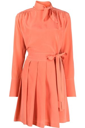 Victoria Victoria Beckham Belted mini dress