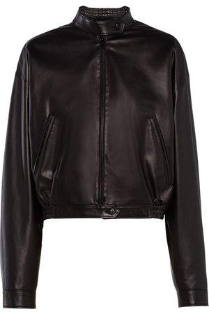 Prada High-neck zipped jacket