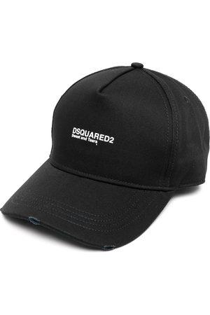 Dsquared2 Embroidered-logo baseball cap