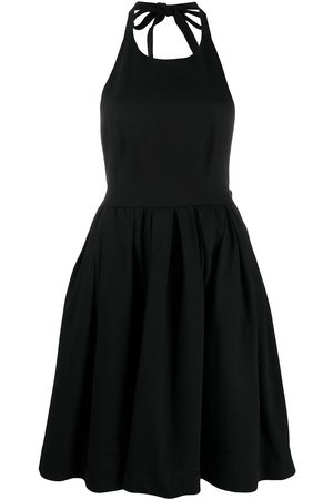 Prada Halterneck knee-length dress