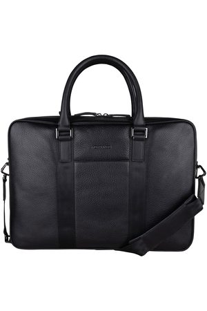 Hismanners Laptoptas Reed Laptopbag Slim 15.6 inch RFID