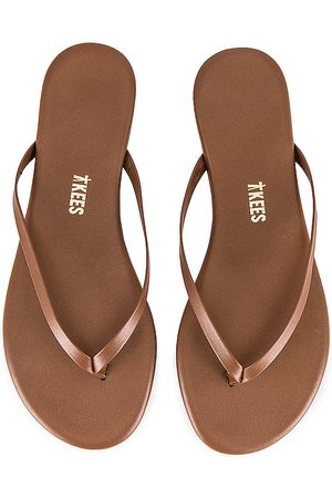 Tkees Foundations Shimmer Flip Flop in