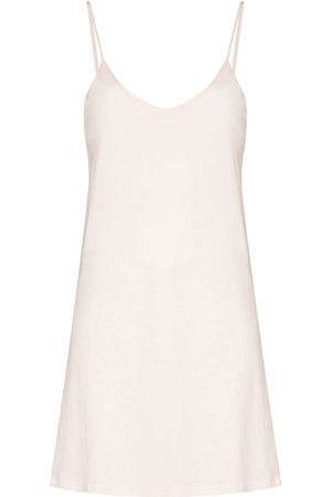 SKIN Mini slip dress