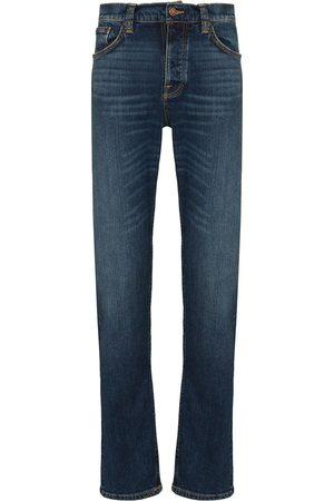 Nudie Jeans Heren Straight - Steady Eddie jeans
