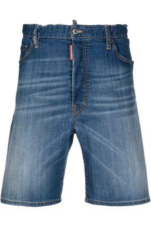 Dsquared2 Knee-length denim shorts