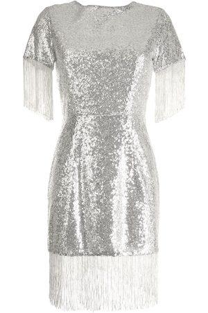 Macgraw Potion knee-length dress