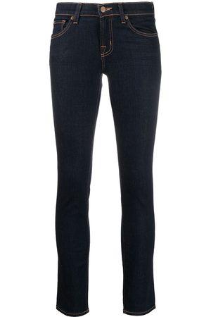J Brand Low rise skinny-cut jeans