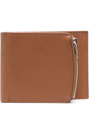 Maison Margiela Heren Portefeuilles - 4-stitch bi-fold wallet