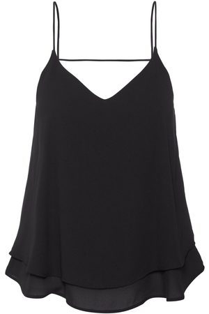 Pieces Open-back Topje Dames