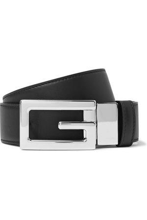 Gucci Heren Riemen - 3.5cm Reversible Leather Belt