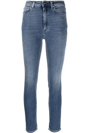 Totême High-waisted skinny jeans