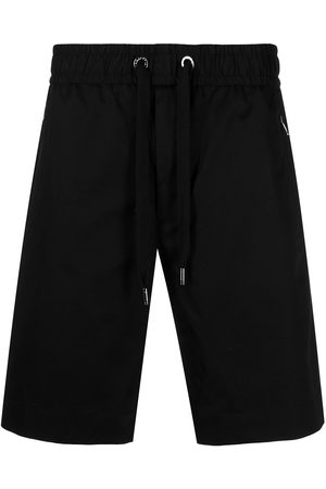 Dolce & Gabbana Logo patch deck shorts