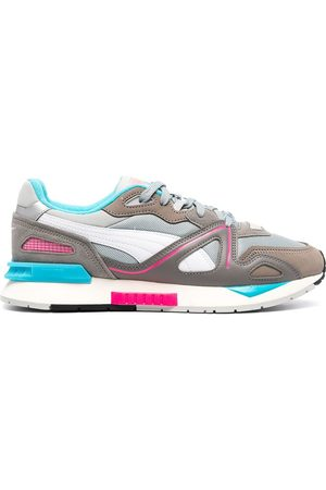 PUMA Mirage Mox panelled low-top sneakers
