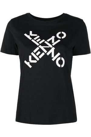 Kenzo Big X logo T-shirt