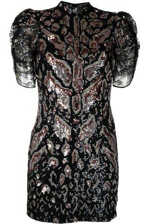 TEMPERLEY LONDON Candy sequin short dress