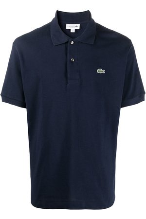 Lacoste Logo patch short-sleeved polo shirt