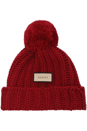 Gucci Dames Mutsen - Wool Knit Hat