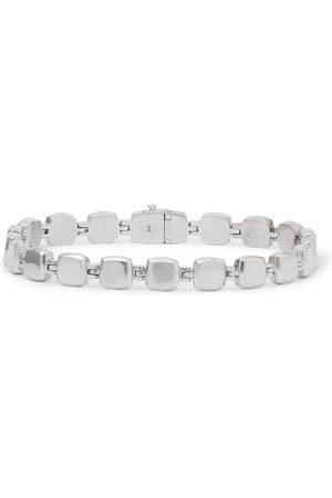 TOM WOOD Heren Armbanden - Cushion Sterling Bracelet