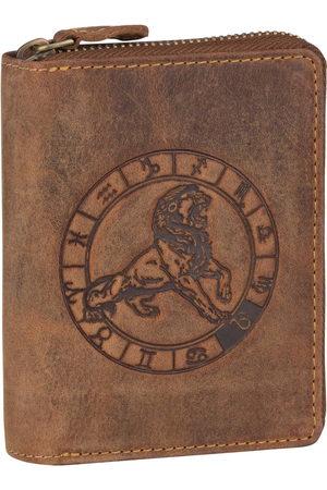Greenburry Heren Portemonnees - Portemonnee ' Vintage 821A Sternzeichen