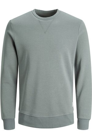Jack & Jones Heren Sweaters - Basic Crew-neck Sweatshirt Heren Roze