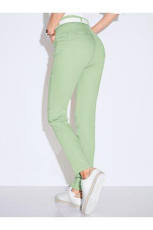 Brax Dames Jeans - Corrigerende Comfort Plus-jeans model Caren Van