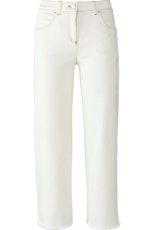 DAY.LIKE 7/8-jeans-culotte franjezoom