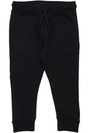 Dsquared2 Meisjes Joggingbroeken - Logo Print Cotton Sweatpants