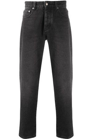 Ami Heren Slim - Cropped slim-fit jeans