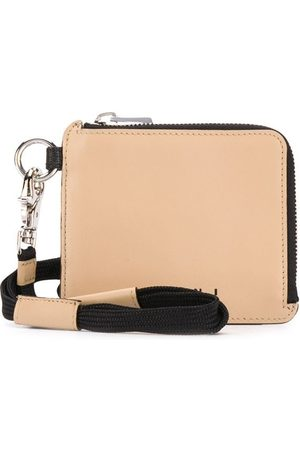 Marni Heren Portemonnees - Bi-colour compact zip wallet