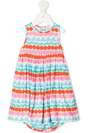 Stella McCartney Meisjes Feestjurken - Shape pattern sleeveless dress