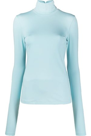 Styland Dames Coltruien - Stretch-fit turtleneck top