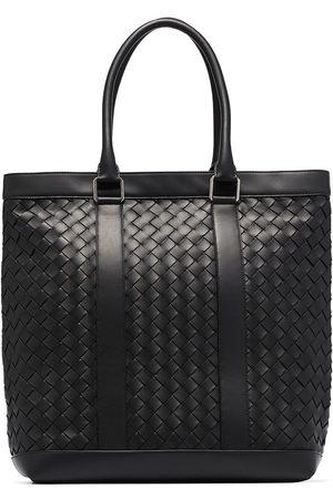 Bottega Veneta Large Intrecciato maxi weave tote bag