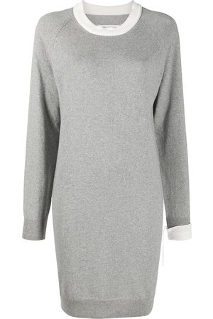 Maison Margiela Knitted jumper dress