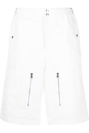 Alexander McQueen Multi-pocket Bermuda shorts