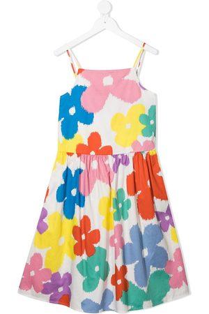 Stella McCartney Floral-print organic-cotton dress