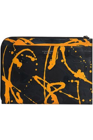 adidas Splatter print document case
