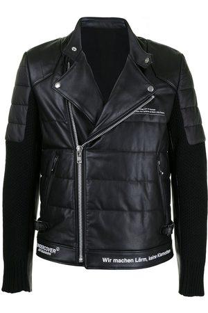 UNDERCOVER Quilted biker jacket