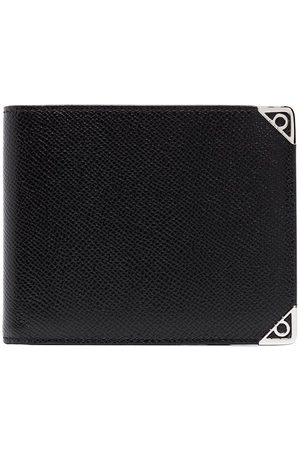 Salvatore Ferragamo Gancini slim leather wallet