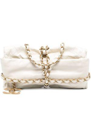 CHANEL CC caged mini bag