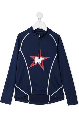 Perfect Moment Meisjes Donsjassen - Graphic print zip-up jacket