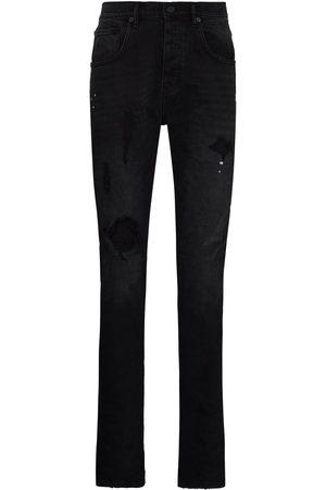 Purple Brand Heren Slim - P002 ripped slim jeans