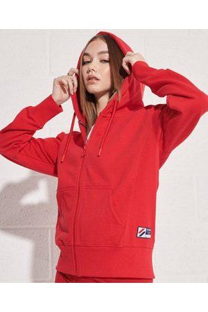 Superdry Sportstyle hoodie met rits