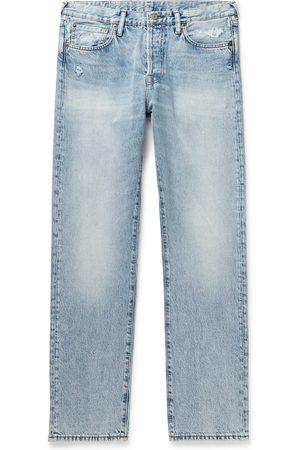 Acne Studios Heren Slim - 1996 Distressed Denim Jeans