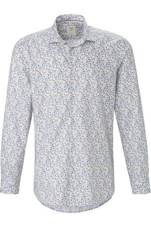 Olymp Overhemd van 100% katoen print