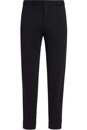 Ermenegildo Zegna LONG FORMAL TROUSER