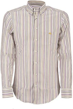 Etro Shirt With Embroidered Pegaso